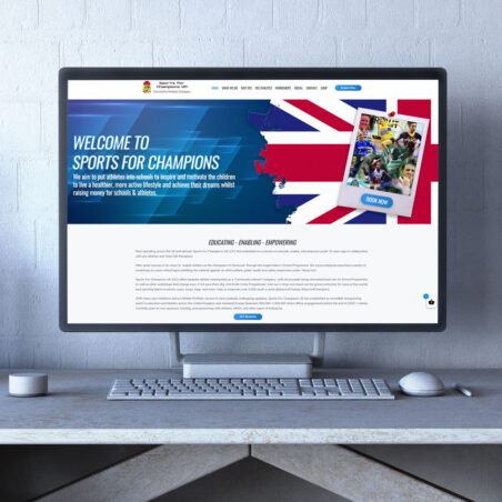 sports for champions showcase cover