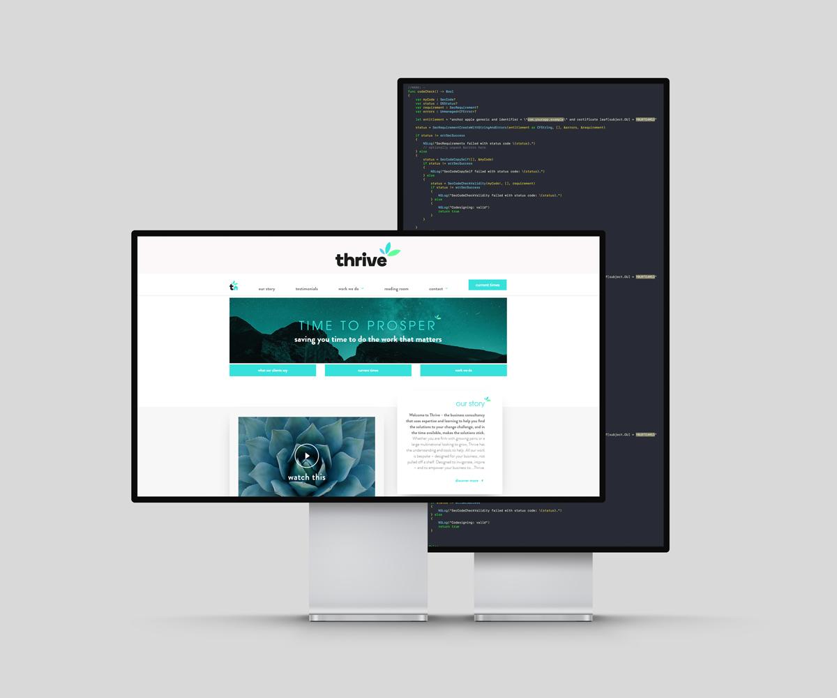 Fuze-Digital-x-Thrive-Web-Site-design-and-development-Macclesfield-Cheshire